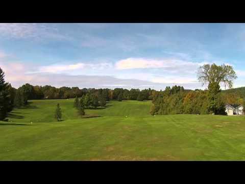 Hole 4:13 Larrimac Golf Course, Chelsea Quebec