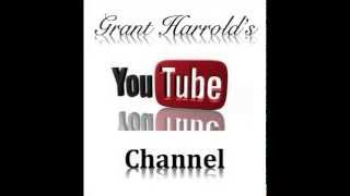 Grant Harrold You Tube Channel Thumbnail