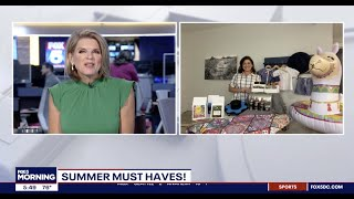 FOX DC Summer Must-Haves for the Whole Family