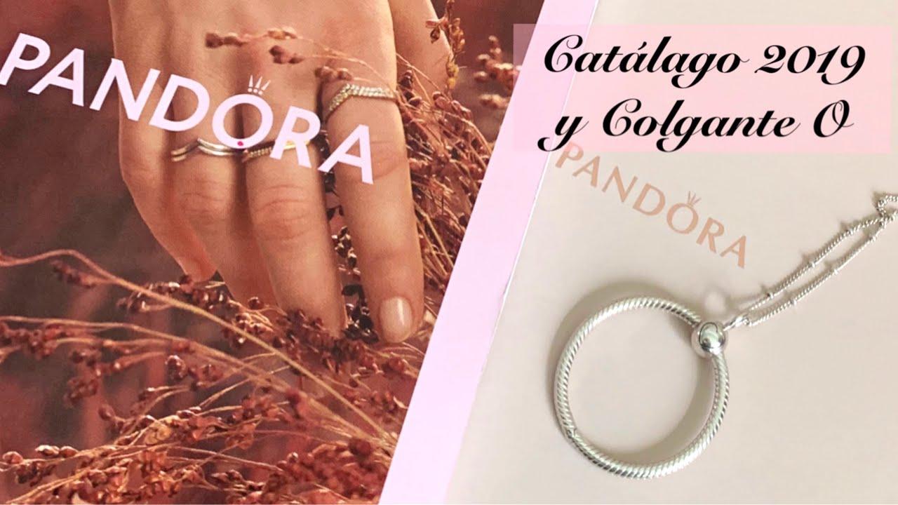 Catálogo Pandora Otoño Invierno 2019 Diseñando Mi Colgante O En Español Youtube