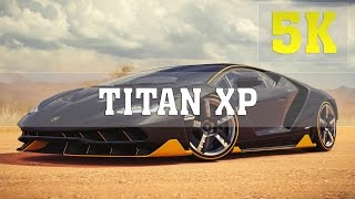 Forza Horizon 3 5K PC Gameplay - No. 1 | Titan X Pascal 4 Way SLI | 6950X | ThirtyIR