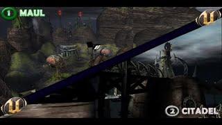 Unreal Tournament 2003 - 001 CTF-Maul - 002 CTF-Citadel [Capture The Flag]