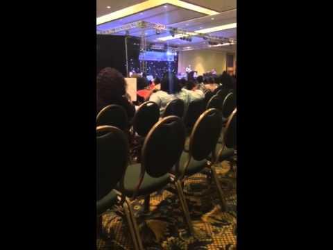 "GMWA Mass choir rehearsal 2015/""Jesus paid it all"" - YouTube"