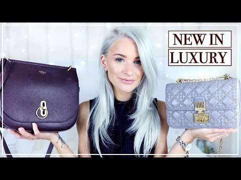 LUXURY NEW CLOTHING AND ACCESSORIES: DIOR, CHANEL, YSL, MULBERRY