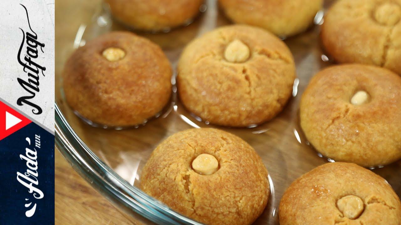 Şekerpare Tarifi I Tam Kıvamında ve Kolay Şekerpare I Arda'nın Mutfağı