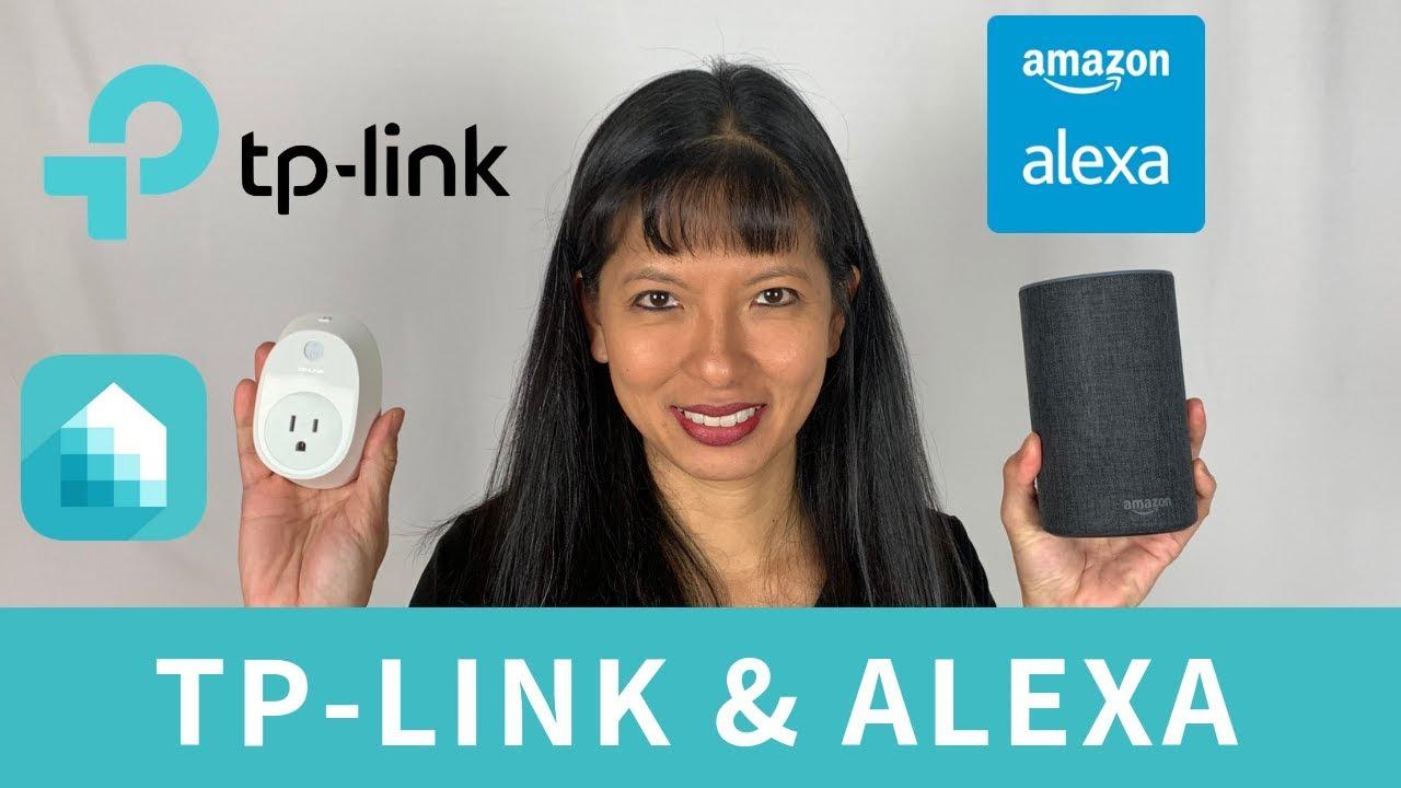 How to Setup TP-LINK Smart Plug with Alexa