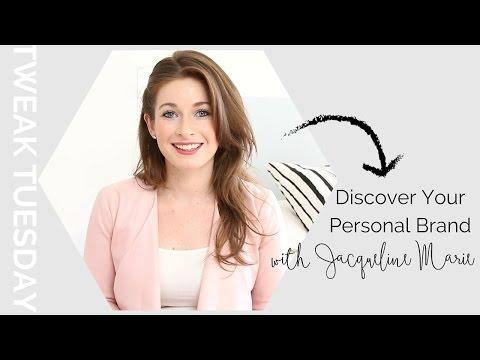 Discover Your Personal Brand | Tweak TV!