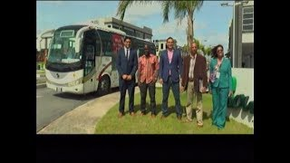 PTSC Launches New Bus Service