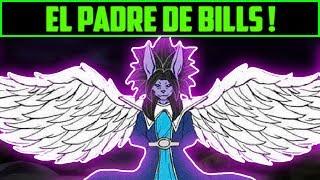 Explicación : LA HISTORIA DEL PADRE DE BILLS - DRAGON BALL INFINITY