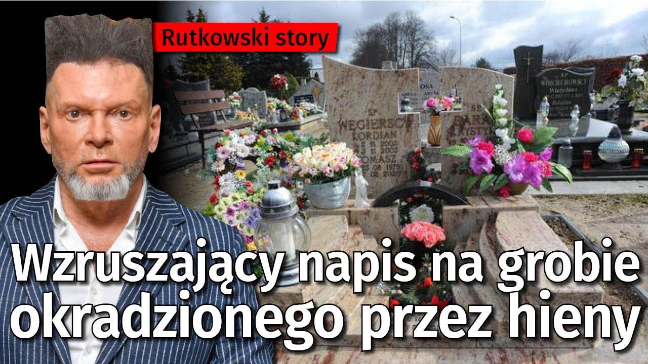Krzysztof Rutkowski na tropie cmentarnej hieny! Tajemnica w tle | Rutkowski Story