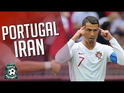 Portugal Iran Live