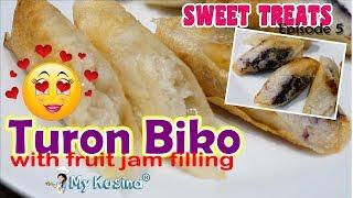 TURON BIKO SWEET TREATS #5 | My Kusina