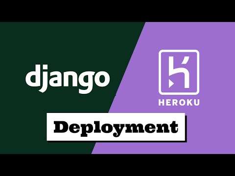 Django application Deployment on Heroku in Windows