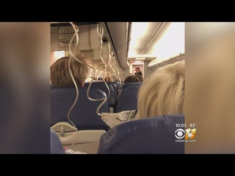 Southwest Flight Makes Emergency Landing In Dallas After Losing Pressure