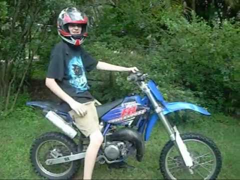 yamaha yz 85 motocross youtube. Black Bedroom Furniture Sets. Home Design Ideas