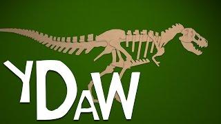 Tyrannosaurus Skeleton: Your Dinosaurs Are Wrong #10