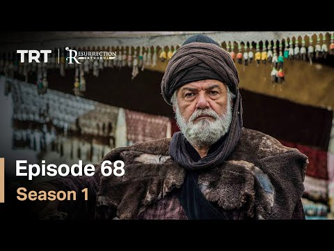 Resurrection Ertugrul Season 1 Episode 68