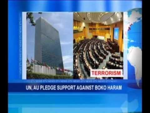 UN, AU Pledge Support Against Boko Haram