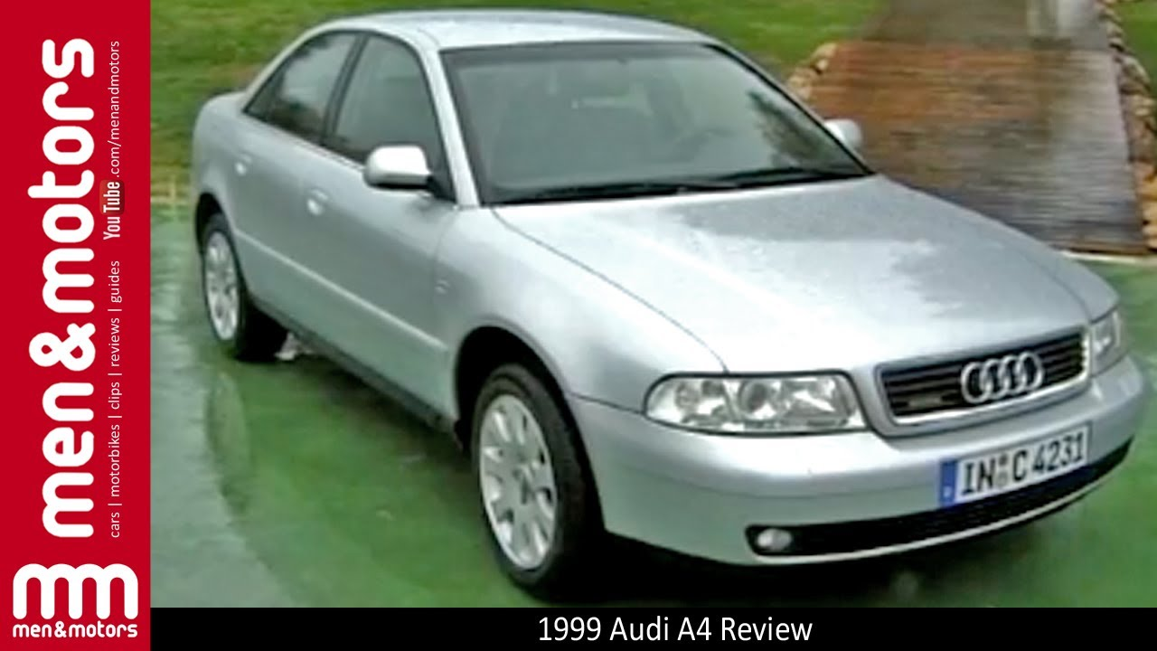 1999 audi a4 review with richard hammond youtube. Black Bedroom Furniture Sets. Home Design Ideas