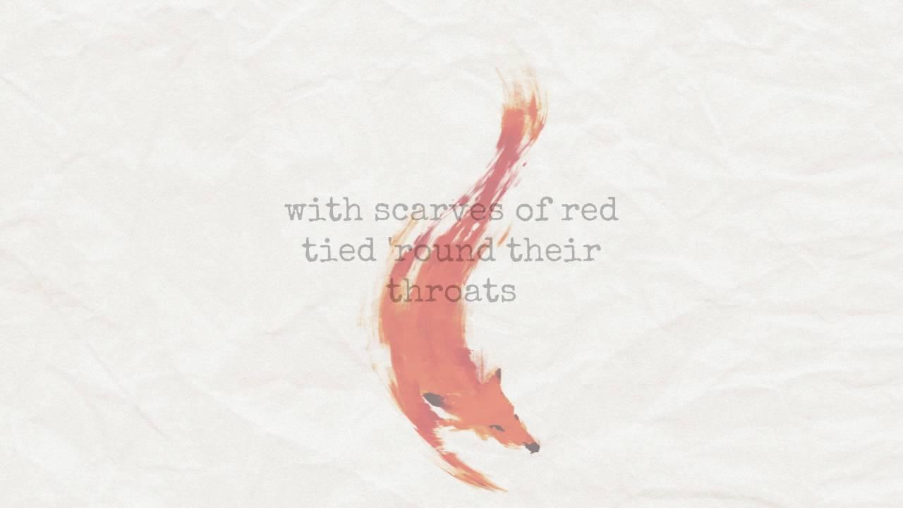 white winter hymnal fleet foxes lyrics youtube. Black Bedroom Furniture Sets. Home Design Ideas