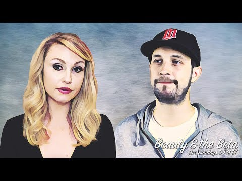 #65 | Guest Liberty Doll, Boston Rally,  Barcelona, Alex Jones Coffee Surprise | Beauty & the Beta