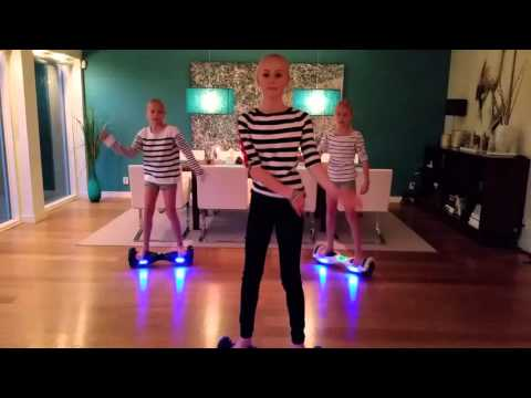 Better when I'm dancing - On Airboard
