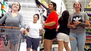 Farting on People of Walmart with a POOTER!