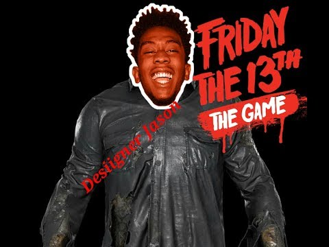 Desiigner Jason-Friday The 13th:The Game