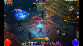 Torchlight 2 Gameplay On The Ranged Berserker Build (borked As Of 10.4.12)