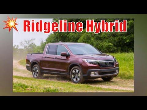 2020 Honda Ridgeline Hybrid Release Date | 2020 Honda Ridgeline Hybrid pickup | Buy new cars