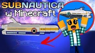 """Mapy od Widzów #342 -  """"Subnautica w Minecraft, zaczynamy 3 sezon!"""""""