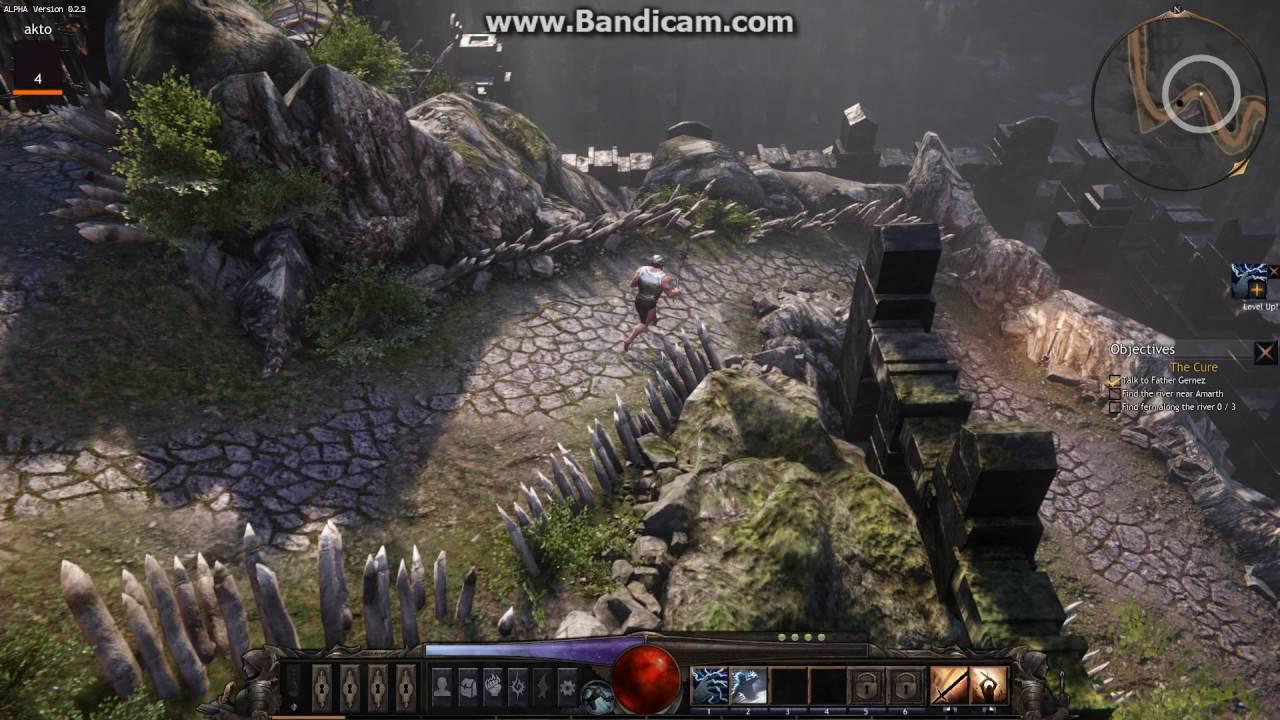 Wolcen Lords Of Mayhem Pc Beta Gameplay Youtube