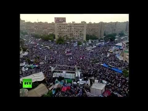 Протесты в Египте / Egypt Live