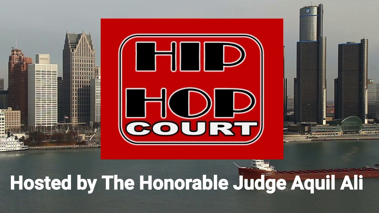 Hip-Hop Court Returns with The Motown Edition & Defendant John Carr