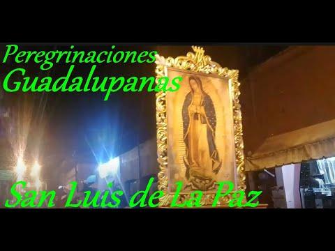 Peregrinaciones Guadalupanas San Luis De La Paz 2019