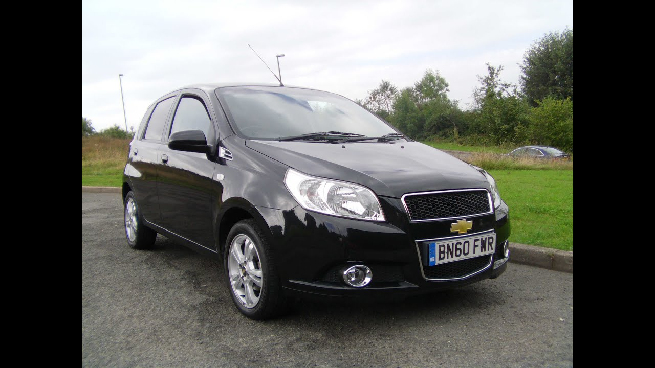 2014 Chevy Aveo >> www.bennetscars.co.uk 2010 CHEVROLET AVEO 1.4 LT AUTO 11k Miles Fsh - YouTube