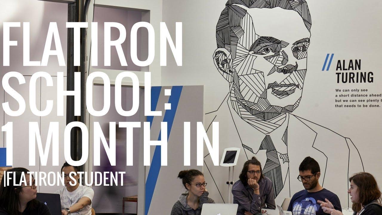 Flatiron School: 1 Month In! (Initial Impressions & 3 Tips) || Flatiron  Student