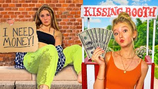 WHO CAN MAKE MORE MONEY IN 24 HOURS?!💰| Piper Rockelle
