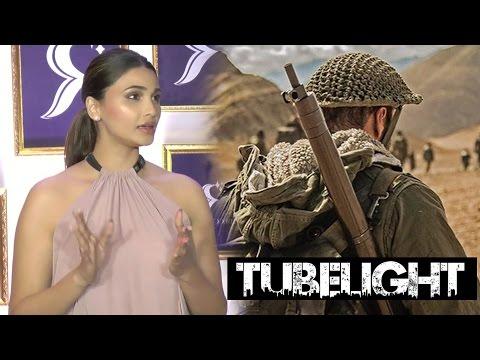 Daisy Shah REACTS On Salman's TUBELIGHT First Look