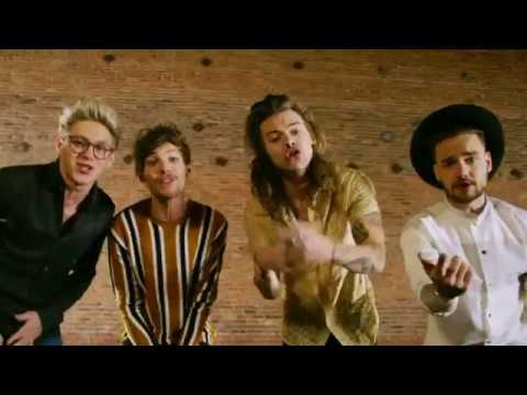 Every ONE DIRECTION Music Video but it's just the song titles