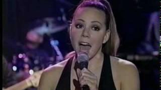 Mariah Carey I Still Believe@Rosie O'Donnell Show 1999(HQ)