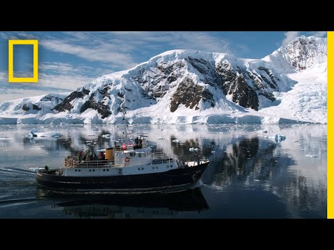 He Grew Up in Antarctica  And Now He's Leaving | National Geographic