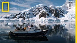 He Grew Up in Antarctica — And Now He's Leaving | ...