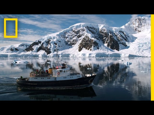 He Grew Up in Antarctica — And Now He's Leaving | National Geographic