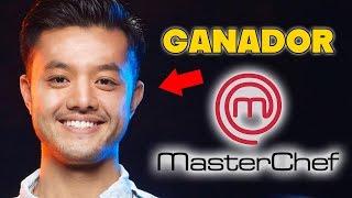 Ganador MasterChef México 2018 - 2019 Ismael el Chino Final
