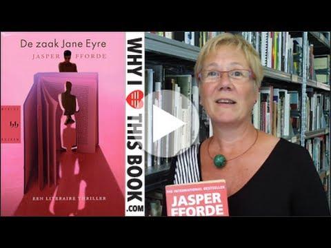 Liesbeth over Zaak jane eyre - Jasper Fforde