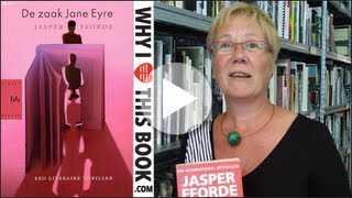 Liesbeth over Zaak jane eyre - Jasper Fforde