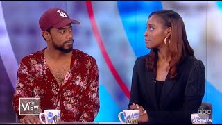 Issa Rae and Lakeith Stanfield Discuss the Importance of Telling Black Love Stories  | The View