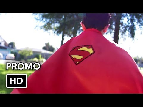 "KRYPTON (Syfy) ""The Symbol You Know"" Teaser Promo HD - Superman prequel series"