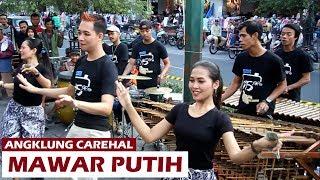 Mawar Putih Versi Angklung Cover Angklung Carehal Angklung Malioboro Yogyakarta MP3